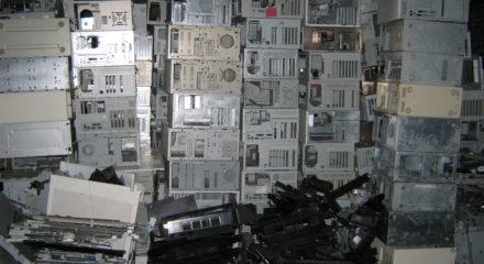 Утилизация оргтехники и электроники