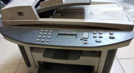 Б/у МФУ HP LaserJet 1522