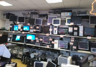 Покупка компьютеров и комплектующих
